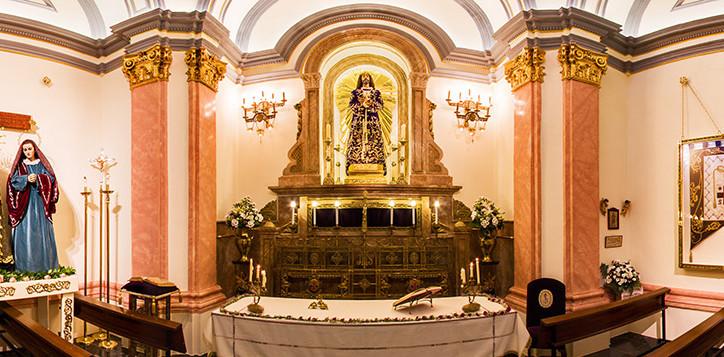 Capilla Jesús de Medinaceli